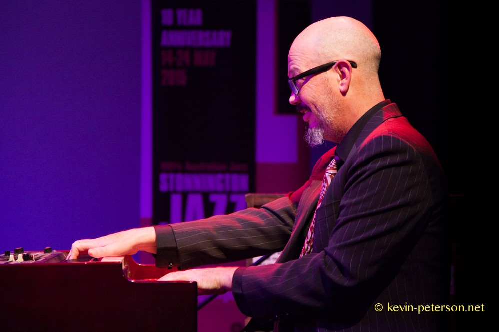 Mike Nock Quartet Featuring Al Foster In Out And Around